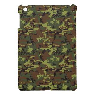 Moss Green Camo Cover For The iPad Mini