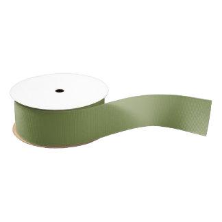 Moss Green Grosgrain Ribbon