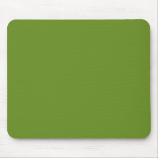 Moss Green Mouse Pad