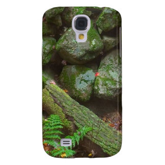 Moss in the Woods Samsung Galaxy S4 Cover
