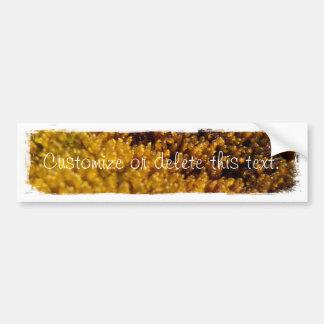 Moss Inspection; Customizable Bumper Sticker