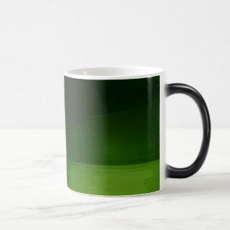 moss 11 oz magic heat Color-Changing coffee mug
