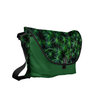 Moss of the Forest Bag: Designs by Nature Courier Bag