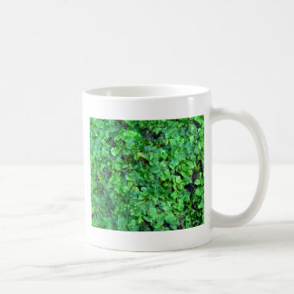 moss on rock mug