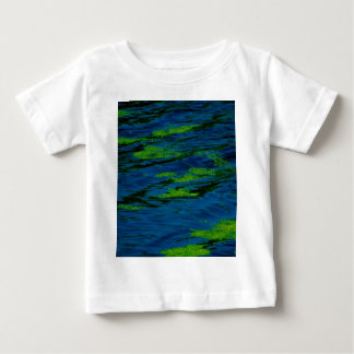 Moss On Water Baby T-Shirt