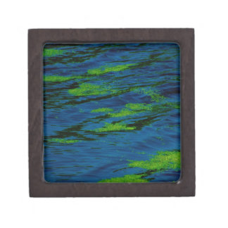 Moss On Water Premium Jewelry Boxes
