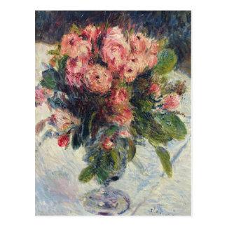 Moss-Roses, c.1890 Post Card