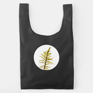 Moss sprout reusable bag
