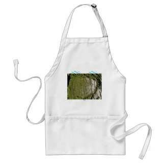Moss Wood Texture Aprons