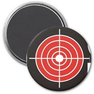 Mossad 3 Inch Round Magnet