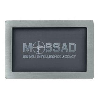 Mossad - agencia de inteligencia israelí - alcance hebilla cinturon