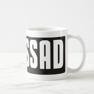 Mossad Coffee Mug