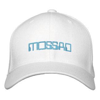 MOSSAD EMBROIDERED HAT