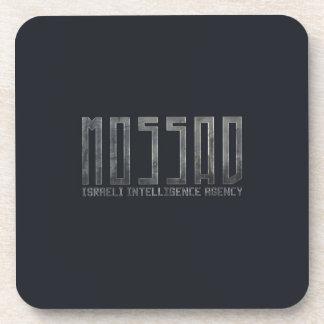 Mossad - Israeli Intelligence Agency Beverage Coasters