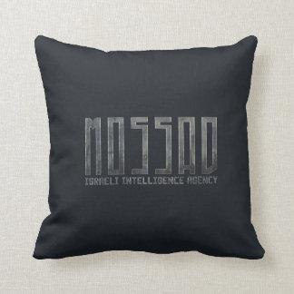 Mossad - Israeli Intelligence Agency Pillow