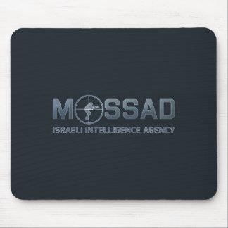 Mossad - Israeli Intelligence Agency - Scope Mouse Pad