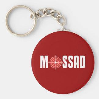 Mossad Llavero Redondo Tipo Pin