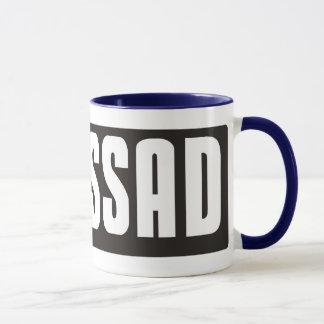 Mossad Mug