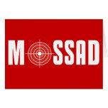 Mossad Tarjeta Pequeña