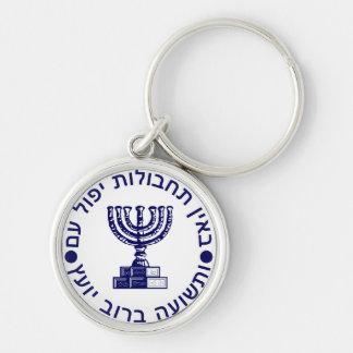 Mossad's Seal Keychain