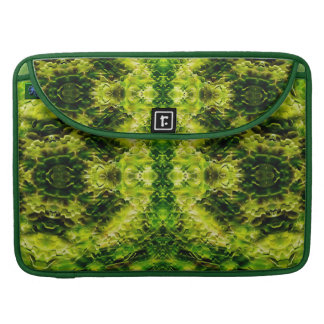 """MossFloss"" MacBook Sleeve"
