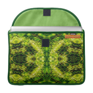 MossFloss Mandala Laptop Pouch Sleeves For MacBooks