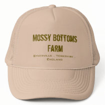 Mossy Bottoms Farm Trucker Hat
