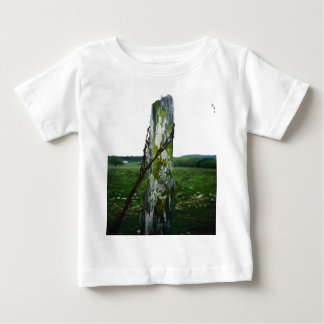 Mossy Fence Post 2 Baby T-Shirt