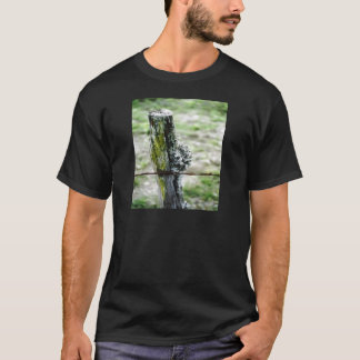 Mossy Fence Post T-Shirt