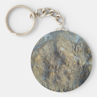 Mossy limestones texture key chain