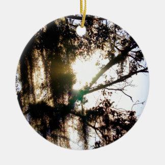 Mossy Oak Ceramic Ornament