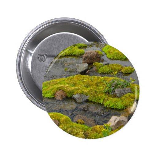 Mossy Rocks Pins