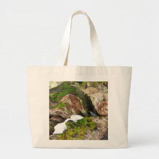 Mossy Stump Large Tote Bag