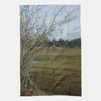Mossy Tree Kitchen Towel