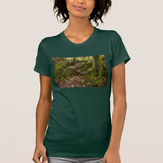 Mossy Tree Roots T-shirt