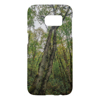 Mossy Trees in Pacific Northwest Samsung Galaxy S7 Case