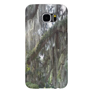 Mossy Trees Photo Samsung Galaxy S6 Cases