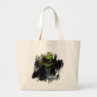 Mossy Waterfall Bags