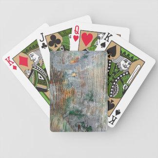 Mossy Wood Bicycle Card Decks