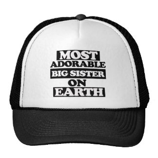 Most Adorable sister Trucker Hat