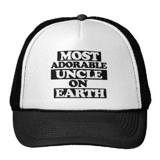 Most Adorable uncle Mesh Hat