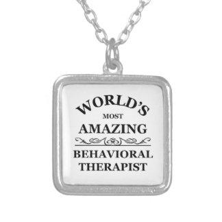 Most amazing Behavioral Therapist Necklace