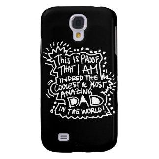 Most Amazing Dad 2 Samsung Galaxy S4 Case