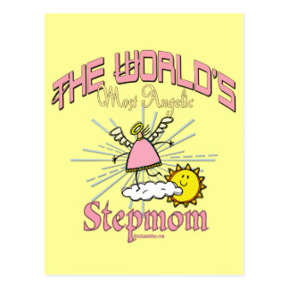 Most Angelic Stepmom Postcards