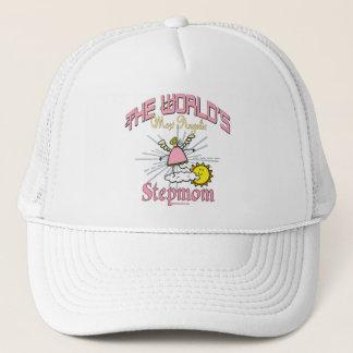 Most Angelic Stepmom Trucker Hat