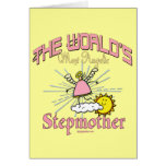 Most Angelic Stepmother Card