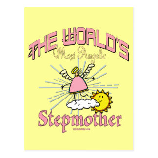 Most Angelic Stepmother Postcards