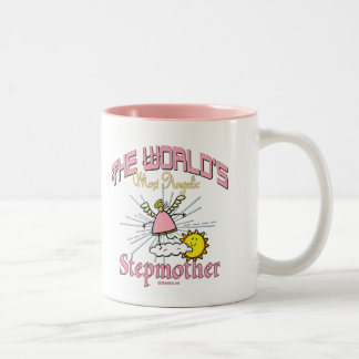 Most Angelic Stepmother Two-Tone Coffee Mug