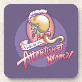 Most Attentivest Mom Coaster