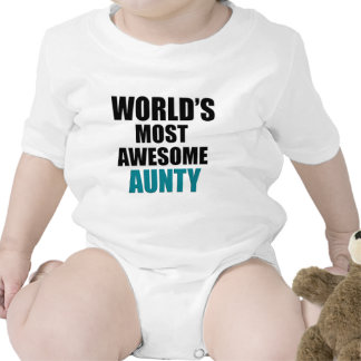 Most awesome aunty bodysuit
